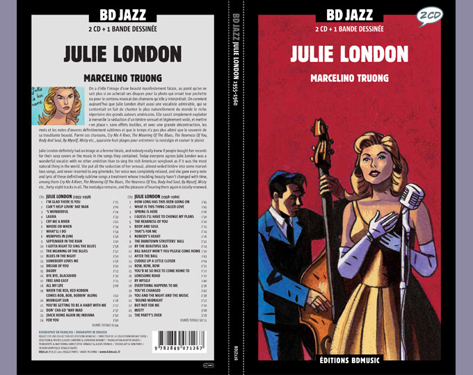Plat 1 : Julie London